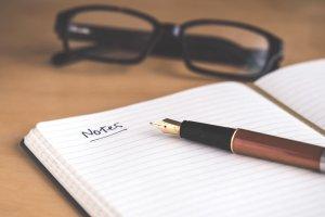 思考整理に役立つ方法5選!ノート術や思考を整理する技術